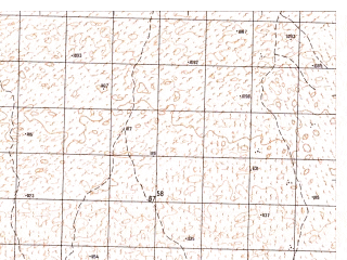Reduced fragment of topographic map ru--gs--050k--h41-036-1--N031-20_E065-30--N031-10_E065-45