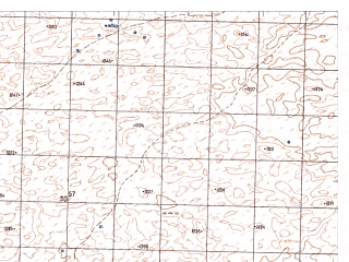 Reduced fragment of topographic map ru--gs--050k--h41-048-1--N031-00_E065-30--N030-50_E065-45
