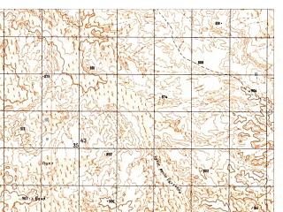 Reduced fragment of topographic map ru--gs--050k--h41-067-4--N030-10_E063-15--N030-00_E063-30