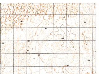 Reduced fragment of topographic map ru--gs--050k--h41-068-3--N030-10_E063-30--N030-00_E063-45