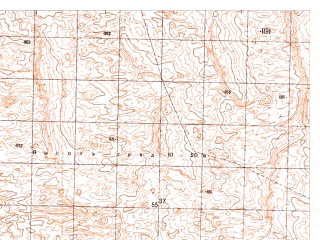 Reduced fragment of topographic map ru--gs--050k--h41-071-2--N030-20_E065-15--N030-10_E065-30