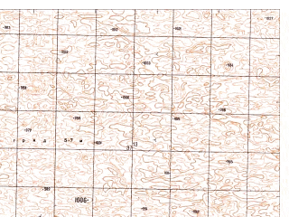 Reduced fragment of topographic map ru--gs--050k--h41-071-3--N030-10_E065-00--N030-00_E065-15