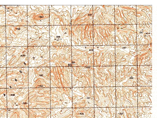 Reduced fragment of topographic map ru--gs--050k--i41-064-3--N034-10_E061-30--N034-00_E061-45