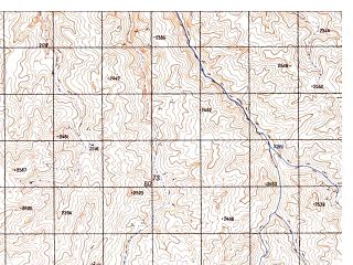 Reduced fragment of topographic map ru--gs--050k--i41-078-1--N034-00_E062-30--N033-50_E062-45