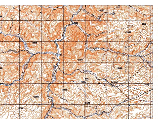 Reduced fragment of topographic map ru--gs--050k--i41-079-1--N034-00_E063-00--N033-50_E063-15