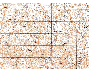 Reduced fragment of topographic map ru--gs--050k--i41-104-3--N033-10_E063-30--N033-00_E063-45