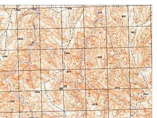 Reduced fragment of topographic map ru--gs--050k--i42-001-4--N035-50_E066-15--N035-40_E066-30