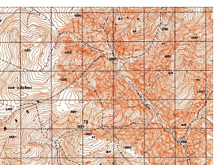 Reduced fragment of topographic map ru--gs--050k--i42-030-3--N035-10_E068-30--N035-00_E068-45