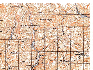 Reduced fragment of topographic map ru--gs--050k--i42-041-1--N035-00_E068-00--N034-50_E068-15