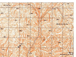 Reduced fragment of topographic map ru--gs--050k--j41-140-4--N036-10_E063-45--N036-00_E064-00