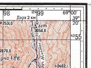 Reduced fragment of topographic map ru--gs--050k--j42-030-2--N039-20_E068-45--N039-10_E069-00