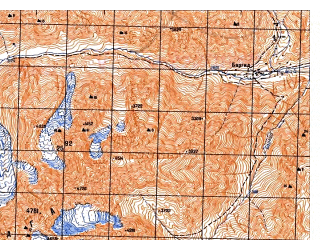 Reduced fragment of topographic map ru--gs--050k--j42-071-3--N038-10_E071-00--N038-00_E071-15