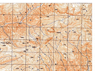Reduced fragment of topographic map ru--gs--050k--j42-082-1--N038-00_E070-30--N037-50_E070-45