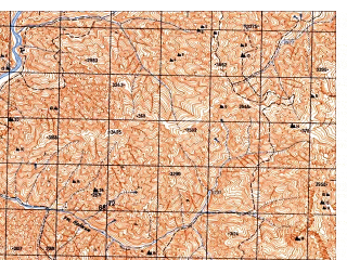 Reduced fragment of topographic map ru--gs--050k--j42-094-2--N037-40_E070-45--N037-30_E071-00