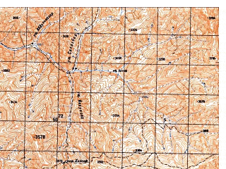Reduced fragment of topographic map ru--gs--050k--j42-094-4--N037-30_E070-45--N037-20_E071-00