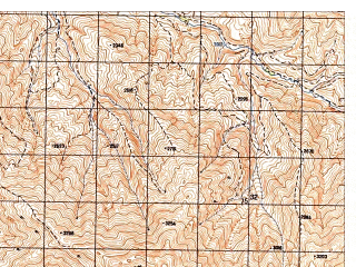 Reduced fragment of topographic map ru--gs--050k--j42-117-4--N036-50_E070-15--N036-40_E070-30