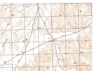 Reduced fragment of topographic map ru--gs--050k--j42-133-4--N036-10_E066-15--N036-00_E066-30