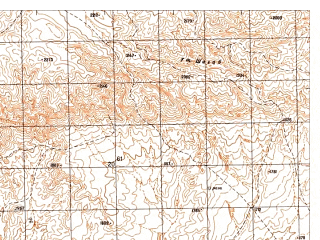 Reduced fragment of topographic map ru--gs--050k--j42-135-2--N036-20_E067-15--N036-10_E067-30