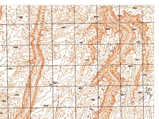 Reduced fragment of topographic map ru--gs--050k--j42-136-3--N036-10_E067-30--N036-00_E067-45