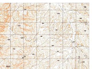Reduced fragment of topographic map ru--gs--050k--j42-138-2--N036-20_E068-45--N036-10_E069-00