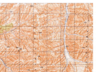 Reduced fragment of topographic map ru--gs--050k--j42-140-1--N036-20_E069-30--N036-10_E069-45