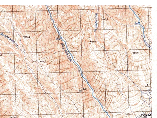 Reduced fragment of topographic map ru--gs--050k--j43-109-1--N037-00_E072-00--N036-50_E072-15