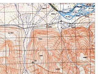 Reduced fragment of topographic map ru--gs--050k--j43-109-2--N037-00_E072-15--N036-50_E072-30
