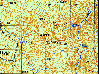 Reduced fragment of topographic map ru--gs--050k--k37-008-1--N044-00_E039-30--N043-50_E039-45