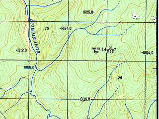 Reduced fragment of topographic map ru--gs--050k--k37-009-1--N044-00_E040-00--N043-50_E040-15