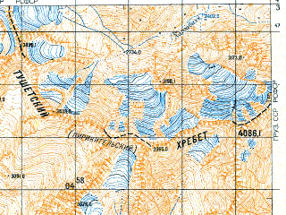 Reduced fragment of topographic map ru--gs--050k--k38-056-3--N042-30_E045-30--N042-20_E045-45