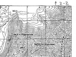 Reduced fragment of topographic map ru--gs--050k--m45-065-3--N050-10_E086-00--N050-00_E086-15