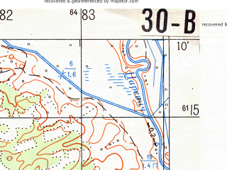 Reduced fragment of topographic map ru--gs--050k--n36-030-3--N055-10_E032-30--N055-00_E032-45; towns and cities Yartsevo