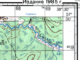 Reduced fragment of topographic map ru--gs--050k--o37-113-2--N057-00_E038-15--N056-50_E038-30