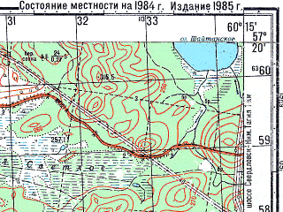 Reduced fragment of topographic map ru--gs--050k--o41-097-1--N057-20_E060-00--N057-10_E060-15; towns and cities Verkh-neyvinskiy, Neyvo-rudyanka