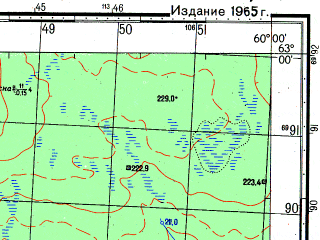 Reduced fragment of topographic map ru--gs--050k--p40-048-1_2--N063-00_E059-30--N062-50_E060-00