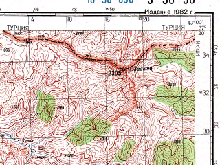 Reduced fragment of topographic map ru--gs--100k--j38-098--N037-20_E042-30--N037-00_E043-00