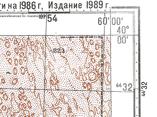 Reduced fragment of topographic map ru--gs--100k--j40-012--N040-00_E059-30--N039-40_E060-00