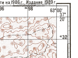 Reduced fragment of topographic map ru--gs--100k--j41-102--N037-20_E062-30--N037-00_E063-00