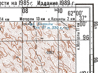 Reduced fragment of topographic map ru--gs--100k--j41-112--N037-00_E061-30--N036-40_E062-00