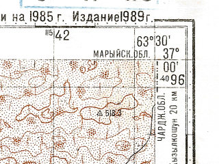 Reduced fragment of topographic map ru--gs--100k--j41-115--N037-00_E063-00--N036-40_E063-30