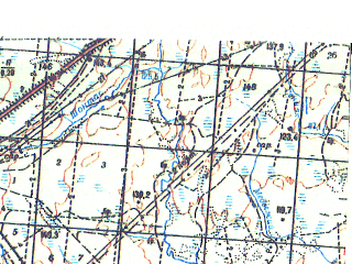 Reduced fragment of topographic map ru--gs--100k--o37-024--N059-40_E041-30--N059-20_E042-00