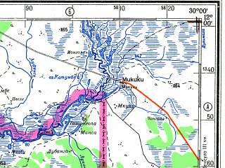 Download topographic map in area of Kitwe Ndola Mufulira mapstorcom
