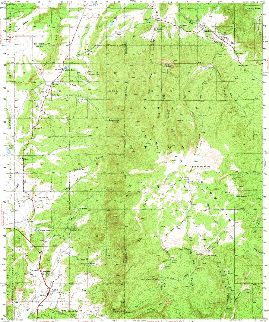 Download Topographic Map In Area Of Cuba Mapstor Com