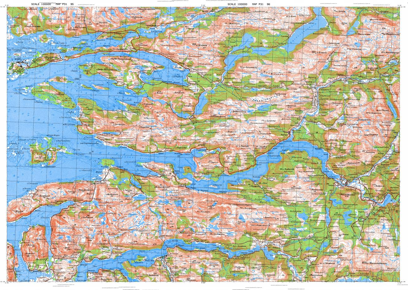 Download topographic map in area of Floro Dale Forde mapstorcom