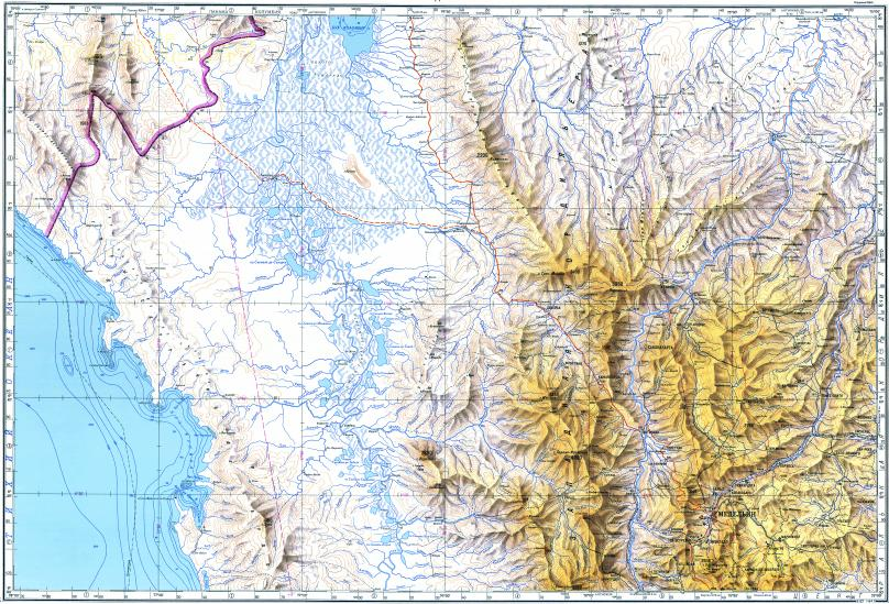 Topographic Map Of Colombia.Download Topographic Map In Area Of Medellin Bello Itagui