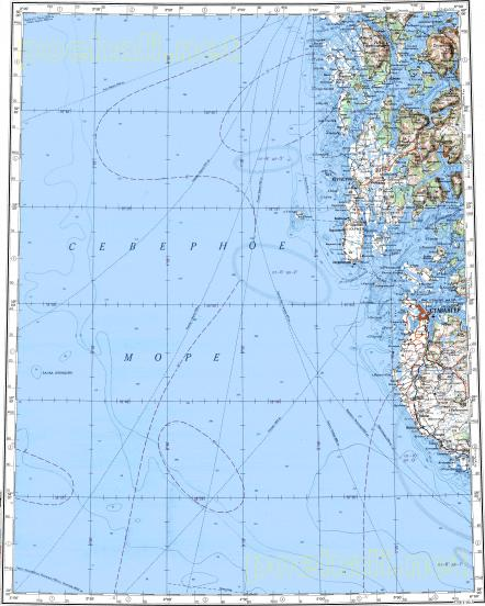 Download topographic map in area of Stavanger Haugesund Sandnes